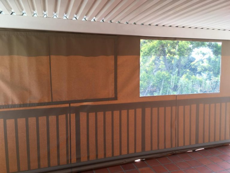 Canvas Roller Blinds