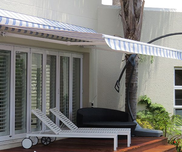 Fold Arm Awnings